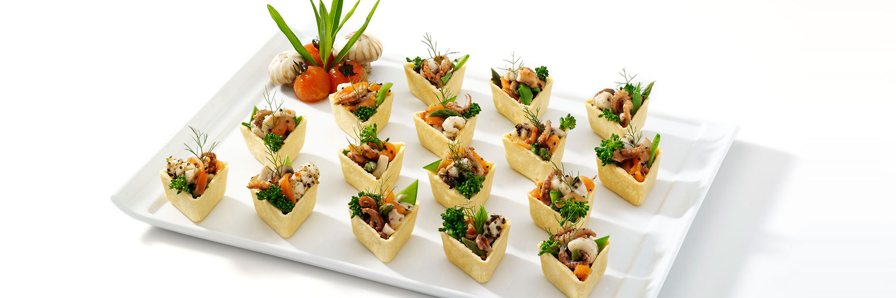 Summer savoury canape recipes for your next event.
